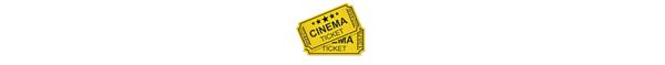 due biglietti del cinema